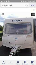bailey ranger 460/2 series 5 2008 IMMACULATE CONDITION