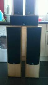 Set Of 5 Speakers