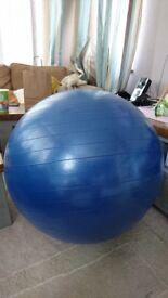 Gym/birthing ball