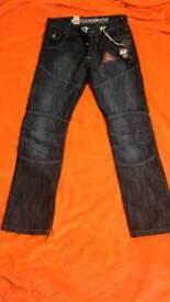 Brand new Crosshatch mens jeans