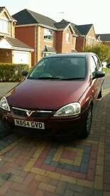 Vauxhall Corsa Life 1.2 Female owner