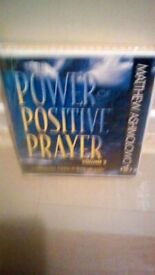 The Power of Positive Prayer tapes