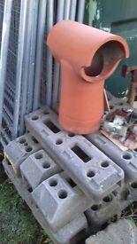 unused chimney pot great condition