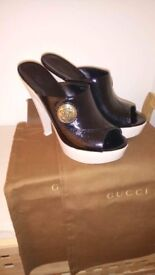 Genuine Gucci shoes purchased from Harvey nicols