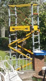 scaffold razor deck