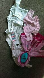 Baby girls clothes new born to 3 months