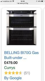 Beling gas cooker
