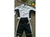 Baby Addidas tracksuits
