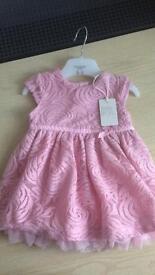 Little RJR dress 0-3 months