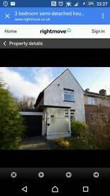 3 bedroom house 3mins walk from Tynemouth Longsands