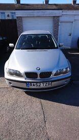 BMW 320i PETROL
