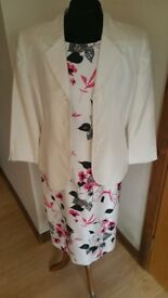 Mother of the Bride outfit Peter Martin-size 12