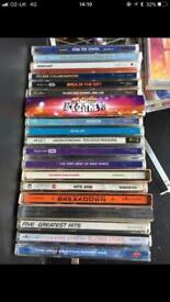 BIG bundle of 17 CD albums - mainly dance / club / old school