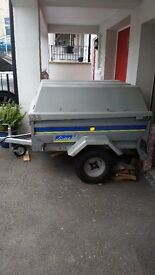 LIDER TRAILER 5FT BY ALMOST 4FT