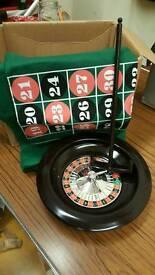 Roulette Table Set