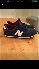 Brand New Ladies New Balance Trainers size 7