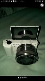 Sony A5000 White Edition