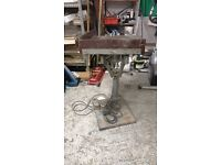 Vibrating Table for removing bubbles from cement castings £350