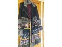 Desigual coat size 10-12.