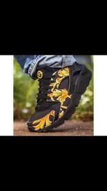 Nike x Versace Huaraches