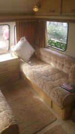 2birth 12 ft swift corniche caravan for sale