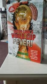 World cup fever dvd