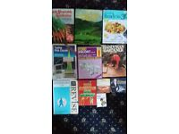 mixed collection of 11 books