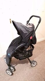 Babystart reversible pushchair very good condition FOR SALE