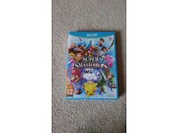 Super Smash Bros. Nintendo Wii U WiiU Complete PAL UK