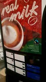 Hot Drinks dispenser Selecta fusion coffee machine
