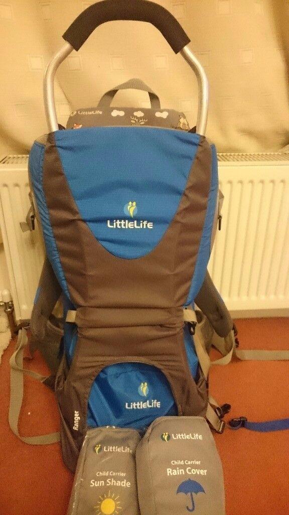 Little Life Ranger baby / child carrier