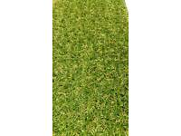 25mm artificial grass 4m wide any size cut