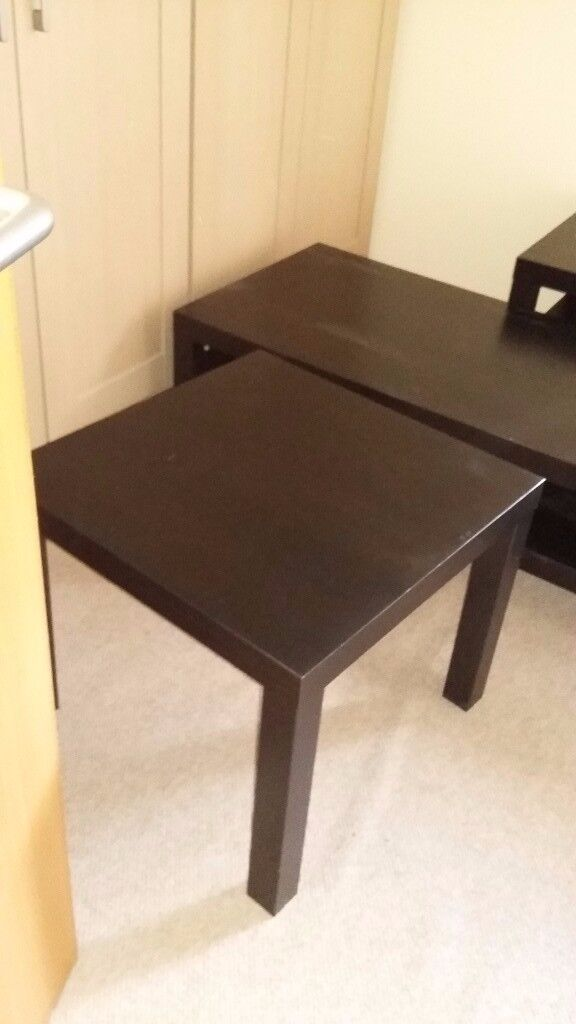 tv unit coffee table and side table