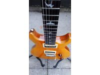 PRS SE SANTANA IN YELLOW 2016 FOR TRADE