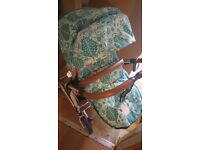 Limited edition mamas and papas donna wilson fox urbo2 urbo 2 pushchair stroller