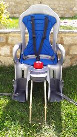 OK Baby Sirius Childrens Bike Seat - Rear