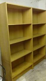 Ikea shelving 2 units