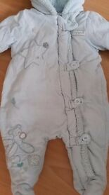 Baby Boys Newborn Disney Tigger Snowsuit
