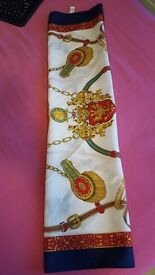 Original vintage scarf (Roman) (1960's)