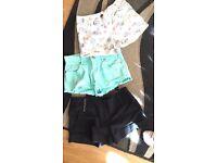 Women's shorts size 8-10