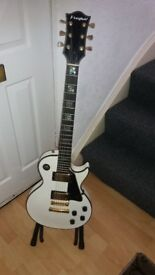 Westfeild les paul guitar