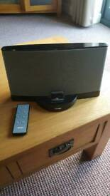 Bose sound dock series 3 boxed