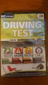Driving test pc /DVD rom