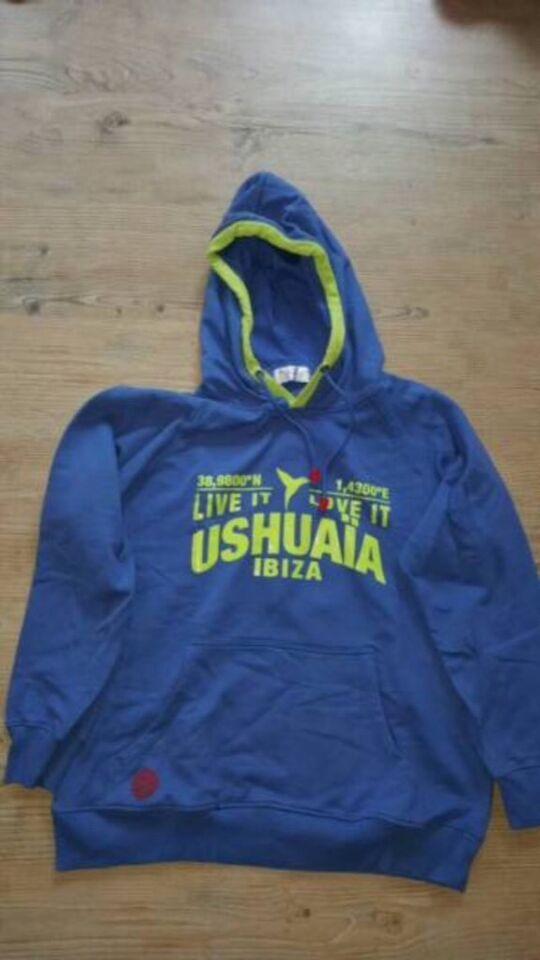 Ushuaia Ibiza Hoodie z Shirt Jacke dG xl l Limited Edition