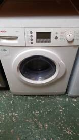 Bosch exxcel 6kg washer/dryer