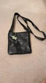 Black Radley body bag