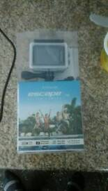 Go pro style camera and wii