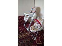 baby eating chair, baby swing
