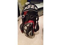 Golf bag - Sun Mountain trolley cart bag