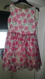 NEXT age 11 Stunning dress